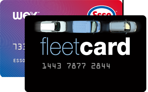 Fleetcard-Tankpas & Esso National-Tankpas